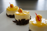 Mangotorte